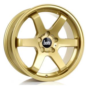 Cerchi in lega Bola  B1  18''  Width 8.5   5X130  ET 30 TO 45  CB 72,6  Gold