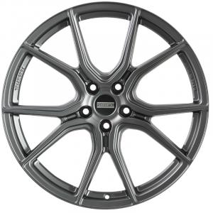 Cerchi in lega  Fondmetal  STC45  20''  Width 9.00   5x112  ET 35.00  CB 75.0 Ring Seat    Matt Titanium