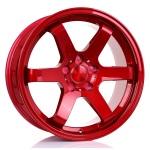 Cerchi in lega Bola  B1  19''  Width 8.5   5X130  ET 30 TO 45  CB 72,6  Candy Red