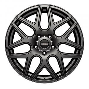 Cerchi in lega  Fondmetal  Moros  20''  Width 8.50   5x114.3  ET 40.00  CB 75.0 Ring Seat    Matt Titanium