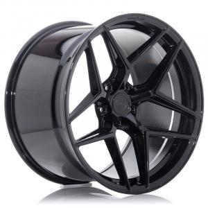 Cerchi in lega  CONCAVER  CVR2  20''  Width 9   5x112  ET 45  CB 66,6    Platinum Black