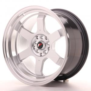 Cerchi in lega  JAPAN RACING  JR12  18''  Width 10   5x114,3/120  ET 0  CB 74,1    Silver