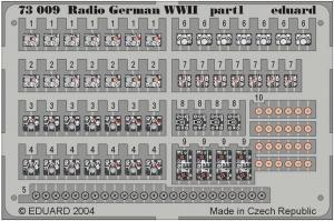 Radio German WWII