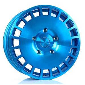 Cerchi in lega Bola  B12  18''  Width 8   5X160  ET 45  CB 65,1  Hyper Blue