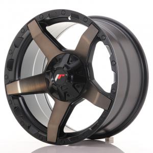 Cerchi in lega  JAPAN RACING  JRX5  18''  Width 9   6x139,7  ET 20  CB 110,1    Black