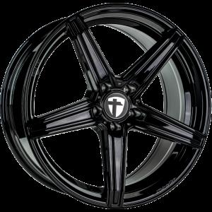 Cerchi in lega  TOMASON  TN20 NEW  18''  Width 8   5x100  ET 35  CB 63,4    Black painted