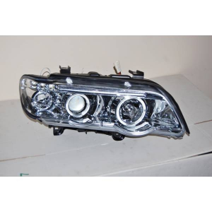 Fari Anteriore Angel Eyes BMW X5 '01