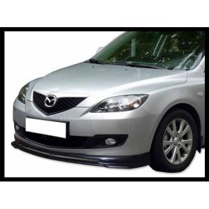 Spoiler Anteriore Mazda 3