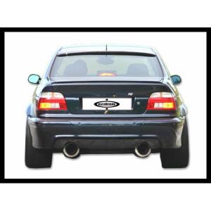 Paraurti Posteriore BMW E39 95-03 M5 Doble Salida