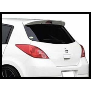 Alettone - Spoiler Nissan Tiida