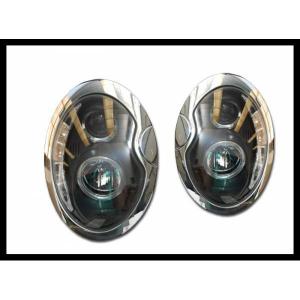 Fanali Day Light Mini R50 / R52 / R53 '01/'05 Black