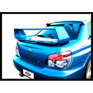 Alettone - Spoiler Subaru Impreza 2001-2007 Look STI 8