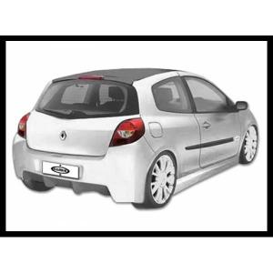 Paraurti Posteriore Renault Clio 05