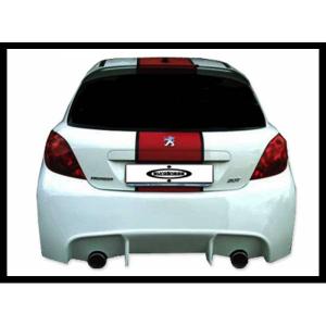 Paraurti Posteriore Peugeot 207