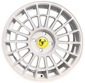 Cerchi in lega  500 ABARTH Dedica Fiat  17''  Width 7,5   4x98  ET 30  CB 58,1    White