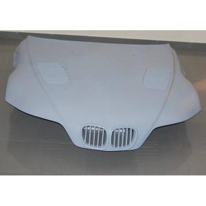 Cofano Fibra BMW Z3 96-02 GTR