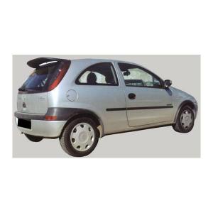 Alettone - Spoiler Opel Corsa C 3-5P