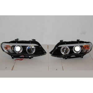 Fari A Led BMW X5 '03-'06 E53 Black