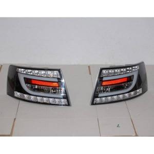 Fanali Cardna Audi A6 2004-2008 Led Black Lightbar