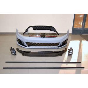 Kit De Estetici Volkswagen Golf 7 3/5P Look GTI ABS