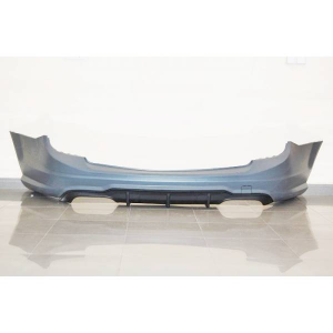 Paraurti Posteriore Mercedes W204 SW 07-13 C63 Look AMG