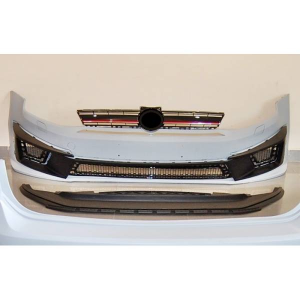 Paraurti Anteriore  Volkswagen Golf 7 3/5P look R400 ABS Lavafari