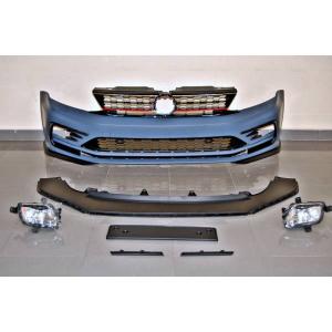 Paraurti Anteriori Volkswagen Jetta GLI 2015