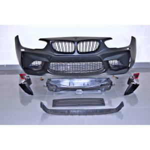 Paraurti Anteriore BMW F20 /F21 LCI 15-19 look M2