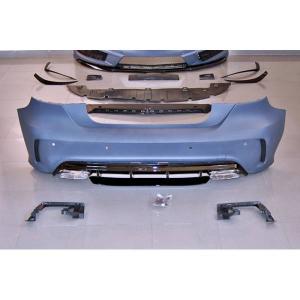 Paraurti Posteriore Mercedes W176 2012-2017 A45 Look AMG Sensori