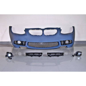 Paraurti Anteriore BMW E92 / E93 10-12 LCI Look M3 Griglie