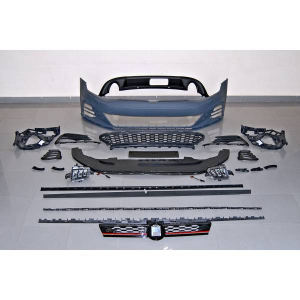 Kit De Estetici Volkswagen Golf 7.5 3/5P Facelift Look GTI ABS