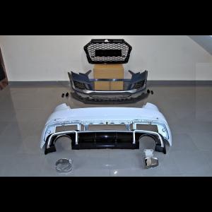 Kit COMPLETI Audi A3 SPORTBACK look RS3 2017+