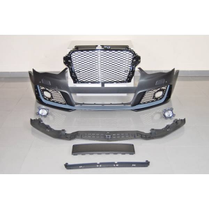 Paraurti Anteriori Audi A3 V8 13-15 Sportback Look RS3 II