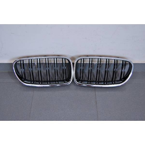 Grill BMW F10 / F11 2010-2012 Chrome