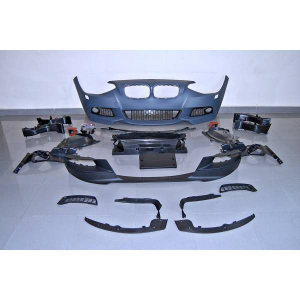 Paraurti Anteriore BMW F20 / F21 12-14 3-5P Look M-Performance ABS