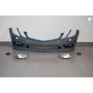 Paraurti Anteriore Mercedes W207 Coupe 2010-2013 LOOK AMG