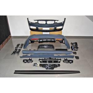 Kit COMPLETI BMW F32/ F33 Look M Performance 2 Uscite doppio