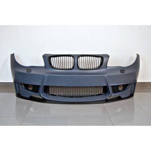 Paraurti Anteriori BMW E82 / E88 / E87 / E81 Look M1 Spoiler Anteriore