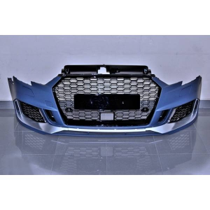 Paraurti Anteriori Audi A3 2016 Sportback Look RS3