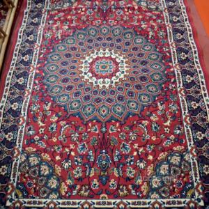 Tappeto Rosso Blu 140x220cm