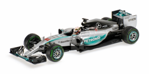 Mercedes AMG Petronas F1 Team Louis Hamilton USA GP 2015 1/43