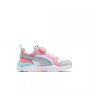 Puma X Ray AC Storm Pink Junior