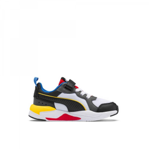 Puma X Ray Dark Yellow Junior