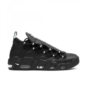 Nike Air More Money Black da Uomo