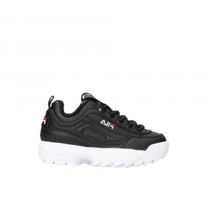 Fila Disruptor 2 Black/White Junior