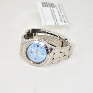 Orologio Swatch Quadrante Azzurro (batteria Da Cambiare