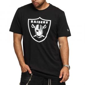New Era T Shirt Raiders da Uomo