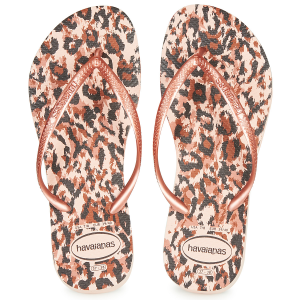 Ciabatte Havaianas Slim Animals Rose
