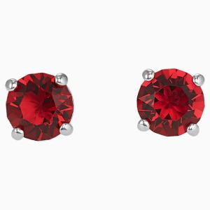 Swarovski Orecchini Attract Rosso 5493979
