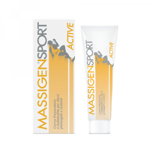 MASSIGEN SPORT ACTIVE 50 ML.
